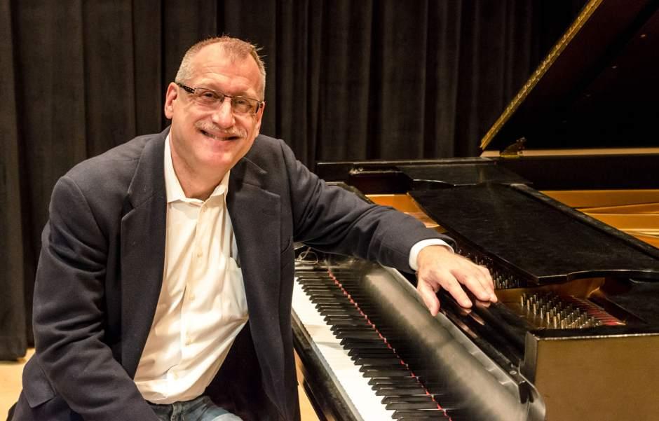 David Allen Wehr - pianist